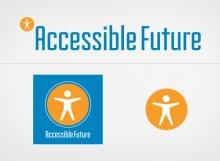 Accessible Future Logos