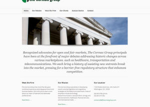 The Cormac Group Website