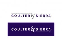Coulter & SIerra Logo