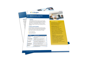 InScope International Datasheets