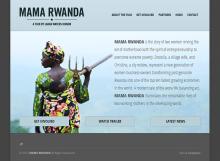 Mama Rwanda Website