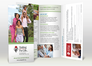 Uniting for Life Brochure